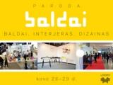 Litexpo paroda BALDAI 2015