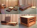 Daugiafunkciniai baldai – šiuolaikinis sprendimas mažam butui