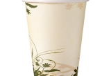 Popieriniai puodeliai - gamyba, prekyba; Pakuotė