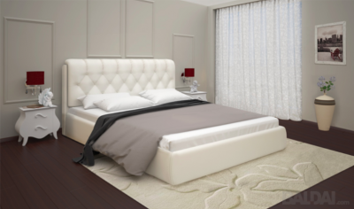 Miegamojo lova IMPERIJA 1600 (su čiužiniu)