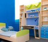 Jaunuolio ir vaikų baldai