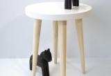 NORD - Taburetė/staliukas   (1)