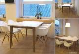 Modernus pietų stalas