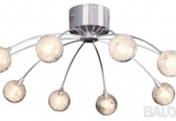 10 Light Ceiling Light