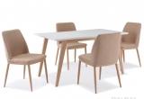 Stalas su 4 kėdėmis MLM-160301 (160301)