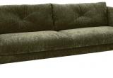 Minkšta sofa Nr146 samanų spalvos