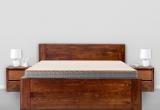 Ąžuolinės lovos