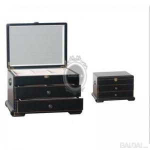 21 PLT38 black dėžutė papuošalams