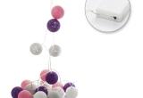 LED medvilniniai kamuoliai ( Cotton ball ) 20 vnt. (3002960)