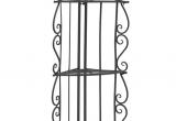 Metalinė kampinė lentyna (3029931)