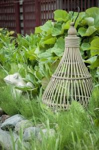Žibintas iš bambuko (3034932)