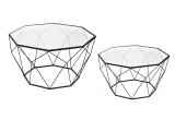 Staliukai 2 vnt. geometrinės formos (3034971)