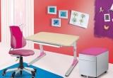 Reguliuojamo aukščio rašomasis stalas vaikams