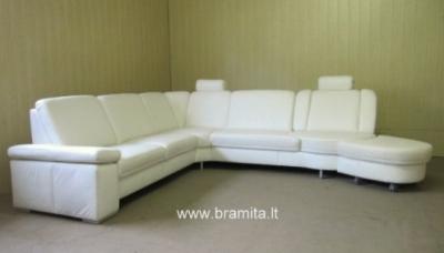 "Vokiškas Kampas+pufas ""Belvita"" www.bramita.lt"