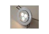 3W LED šviestuvas
