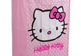 """Vaikiška Rūbų Spinta iš """"Hello Kitty"""" kolekcijos."""