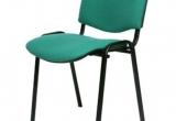 """Kėdė """"ISO"""" juodas metalinis rėmas"""