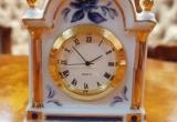 Porcelianinis laikrodukas