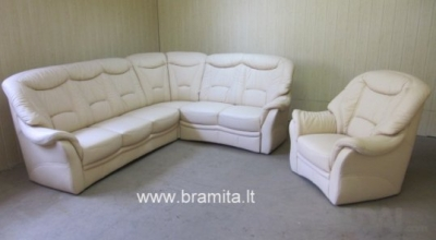 "Kampas +fotelis ""Home Plan"" vokiškas www.bramita.lt"