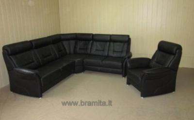 "Vokiškas kampas +fotelis ""Sardinien"" www.bramita.lt  (1)"