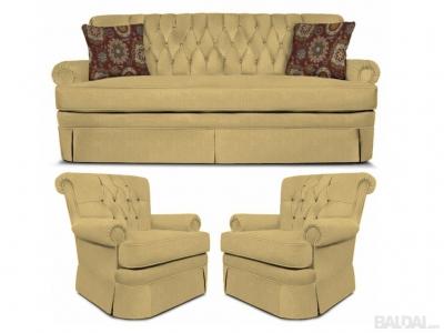 Minkštų baldų komplektas (5)