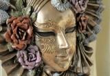 Įspūdinga Venecijos kaukė