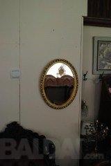 Mažas senovinis veidrodis