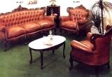Klasikinio stiliaus sofa