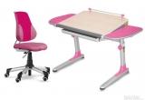 Profi reguliuojamas stalas su ergonomine kėde