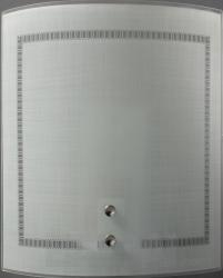 Sieninis šviestuvas CL WIANEK max-100W (230*200)