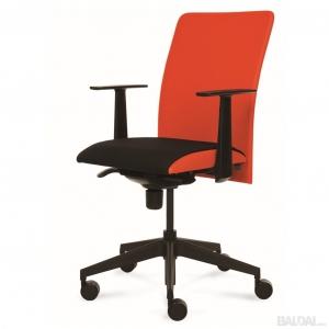Biuro kėdė SOLIUM Manager nugarėlė aptraukta tinkleliu