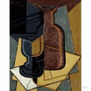 """Reprodukcija """"The Letter"""" 1921"""