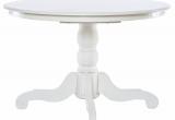 Apvalus pietų stalas (išskleidžiamas) BTA-10004 LW