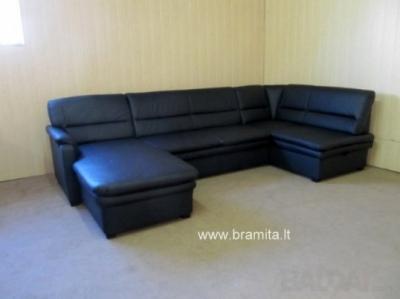 "Kampas U forma ""Plaza"" vokiškas www.bramita.lt"