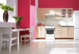Delicja 240 virtuvės komplektas - samiros klevo