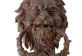 Durų belstukas Liūtas