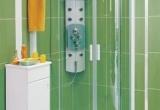 """Pusapvalė dušo kabina 90*90cm """"RKCP4-90"""""""