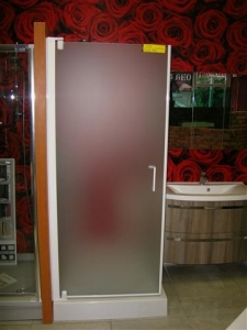 "Dušo durys su stabilia sienele 90*90 cm ""Labyrinth"""