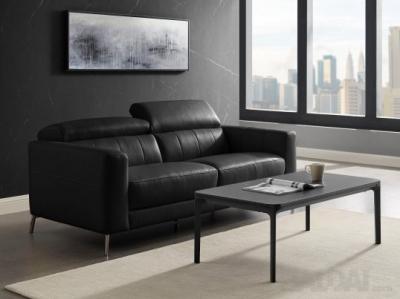 "3-vietė sofa naturali oda ""CALIFORNIA"" vokiška"