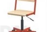 """Reguliuojamo aukščio kėdė """"Junior"""" su fanera ant ratukų"""