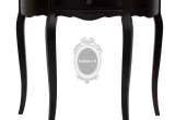 ELEGANCE black 21 PLT24 konsolė