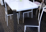 """Vokiškas stalas """"Enia""""  www.dauglita.lt"""