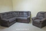 "Vokiškas kampas+fotelis "" Linus "" www.bramita.lt"