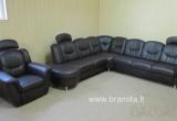 "Vokiškas kampas+fotelis Rf ""Turin"" www.bramita.lt"