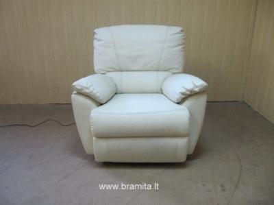 """TV(elektra) fotelis """"Milagro"""" vokiškas www.bramita.lt"""