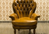 Senovinis fotelis