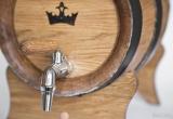 Medinė statinė gėrimams brandinti (ąžuolas)
