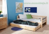 MIDI viengulė lova