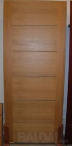 Vidinės faneruotos durys ALINA-2