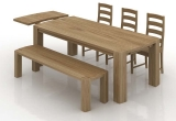 Valgomasis stalas Galioth